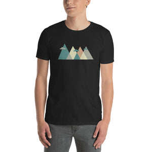 Mountain Abstract T-Shirt