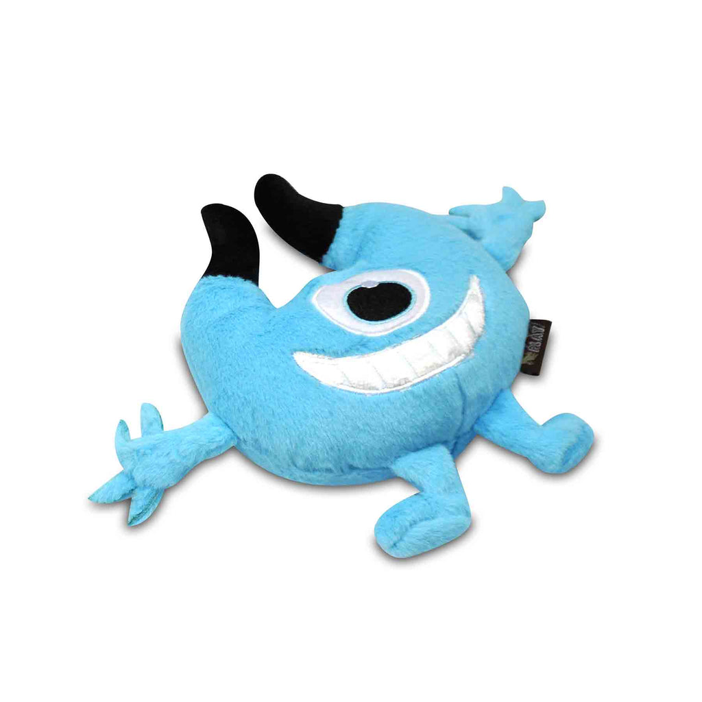 Momo's Monsters - Chomper - Dog Toy - The Happy Jack Co