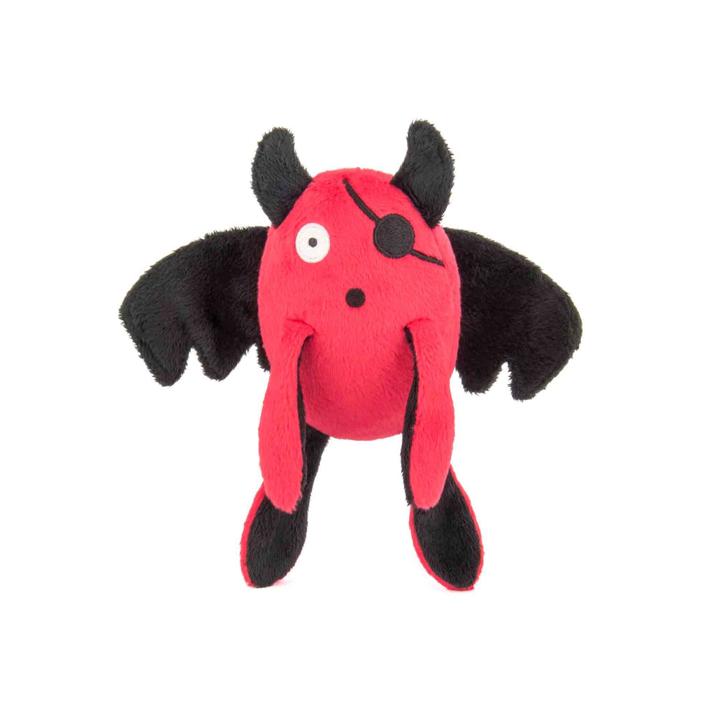 Momo's Monsters - T-Pee - Dog Toy - The Happy Jack Co