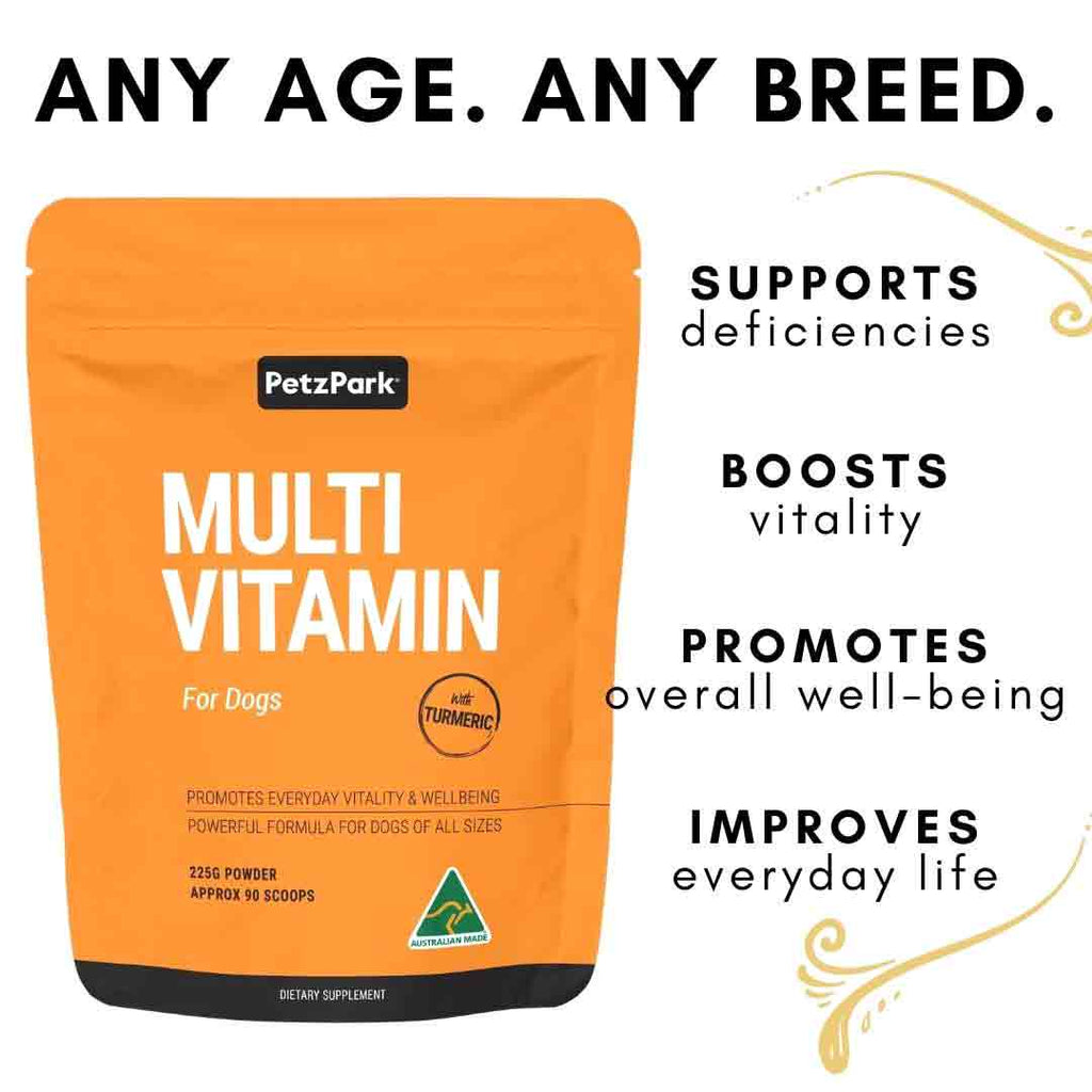 Multivitman for Dogs - The Happy Jack Co