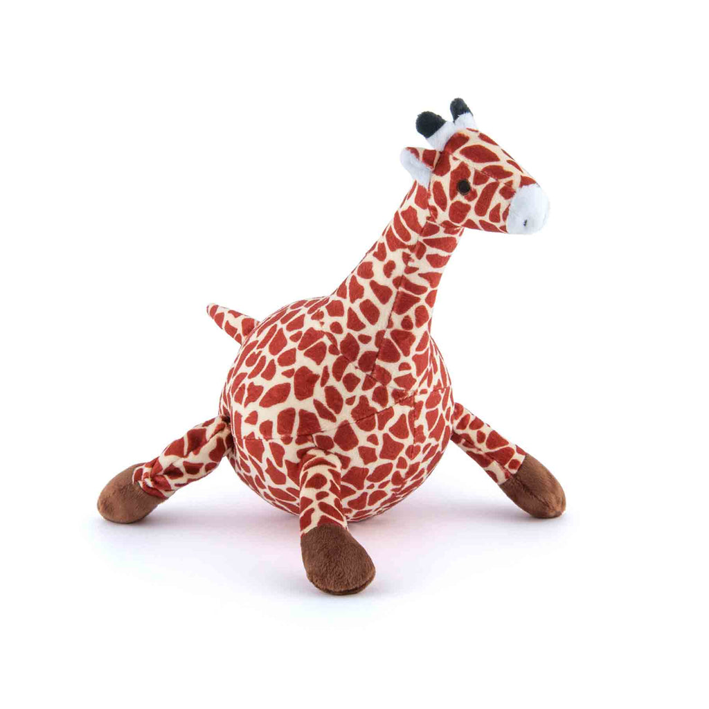 Safari Giraffe - Dog Toy - The Happy Jack Co