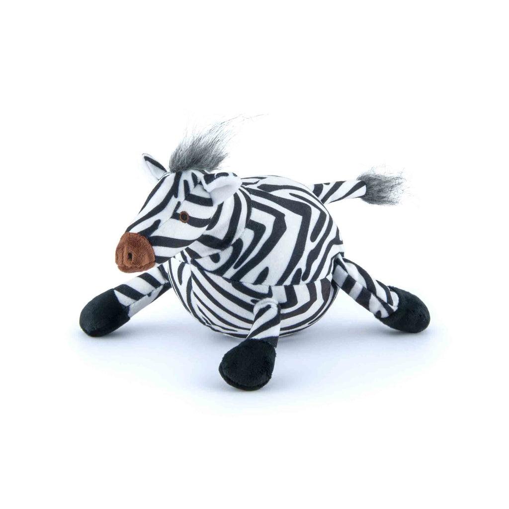 Safari Zebra - Dog Toy - The Happy Jack Co