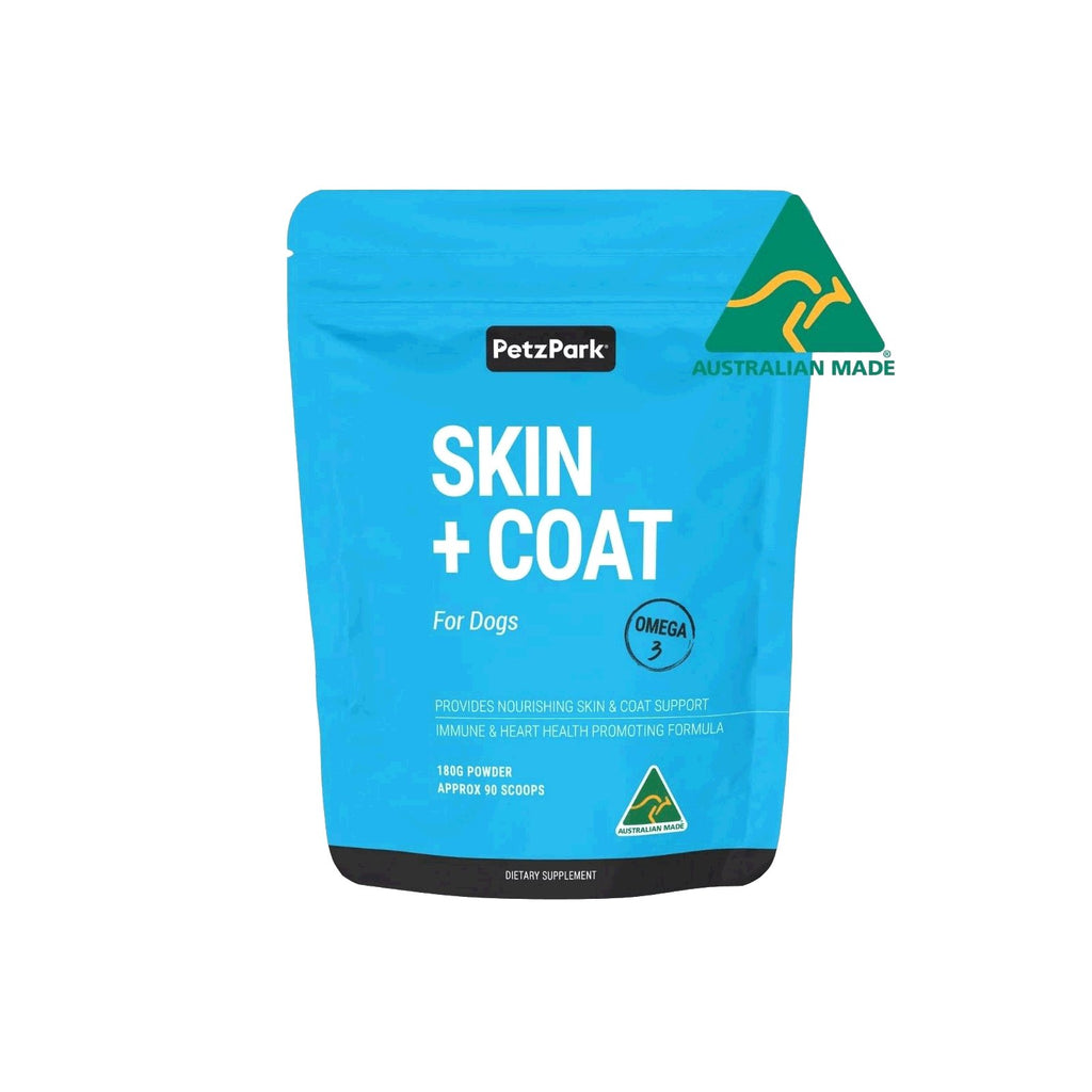Skin + Coat for Dogs - The Happy Jack Co