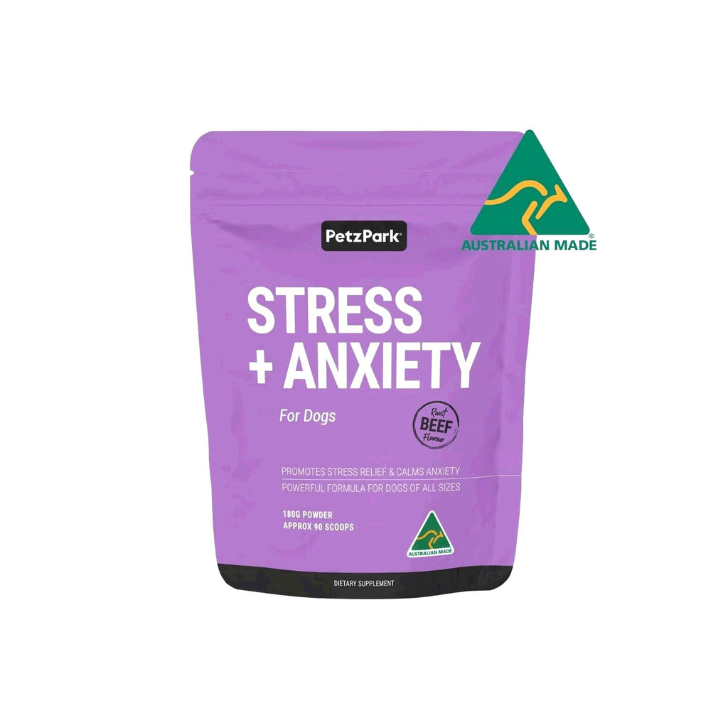 Stress + Anxiety - The Happy Jack Co