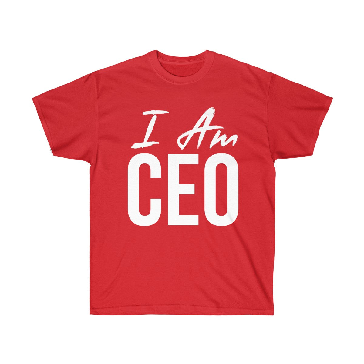 Unisex I AM CEO - Peyticakes