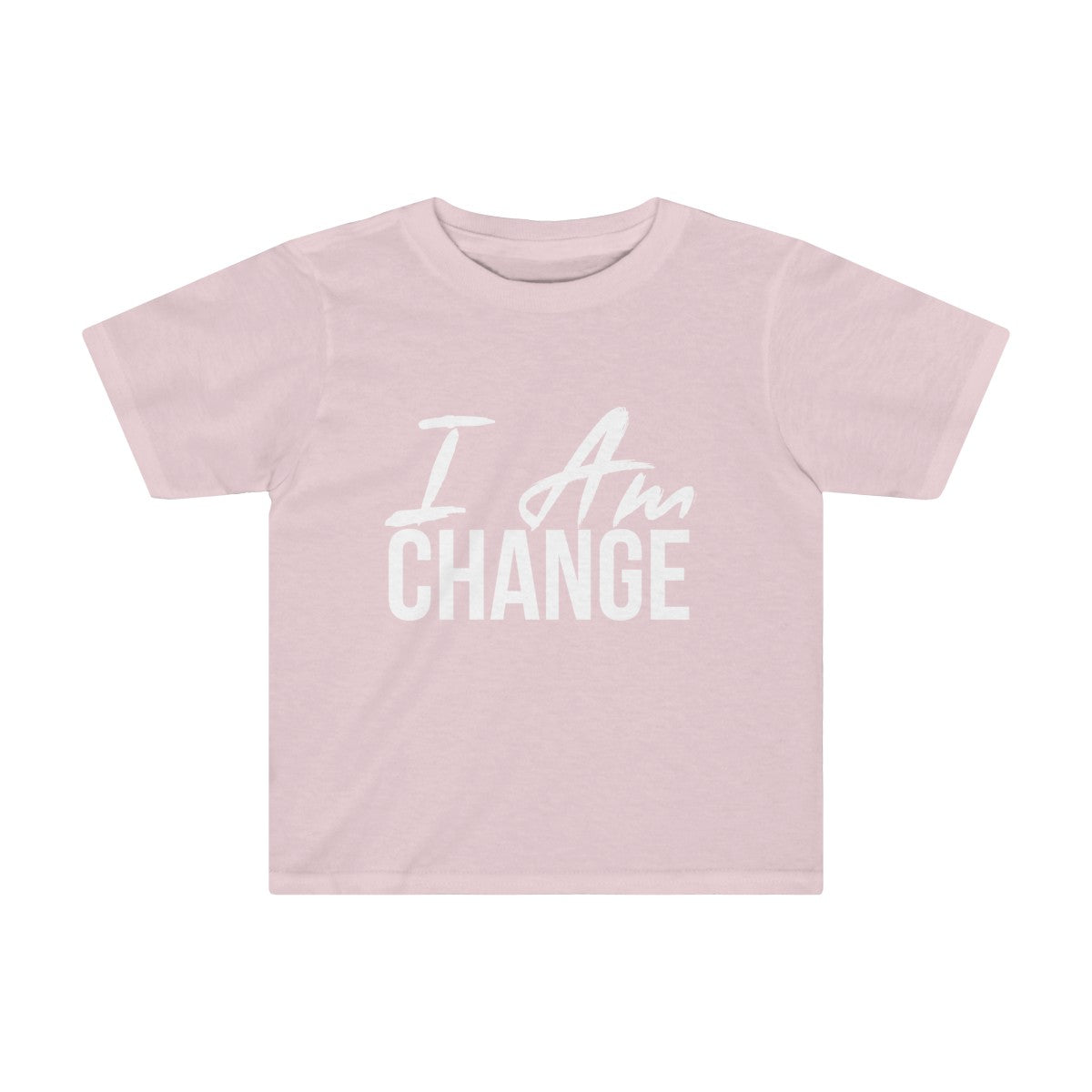 Toddler I AM CHANGE Tee - Peyticakes