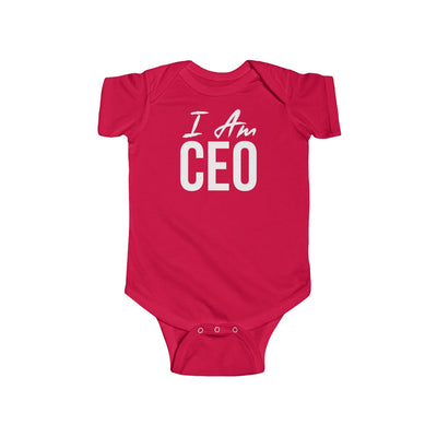 Onesie I AM CEO - Peyticakes