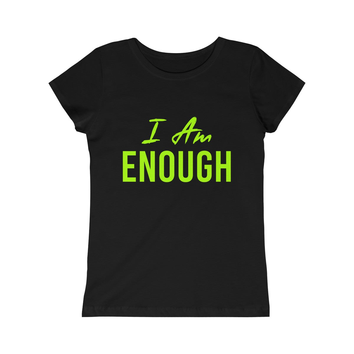 Neon I AM ENOUGH - Peyticakes