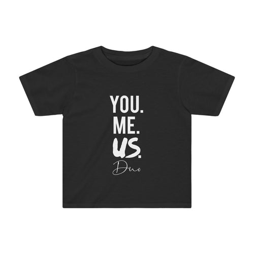 Toddler You. Me. Us. Tee - Peyticakes