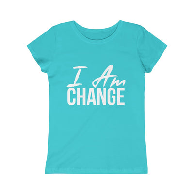 Girls I AM CHANGE Tee