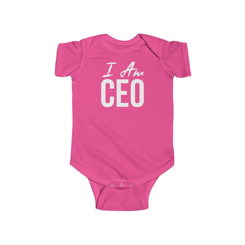 Onesie I AM CEO