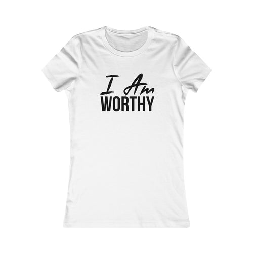 I AM Worthy Tee - Peyticakes