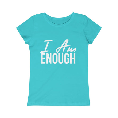 Girls I AM ENOUGH  Tee