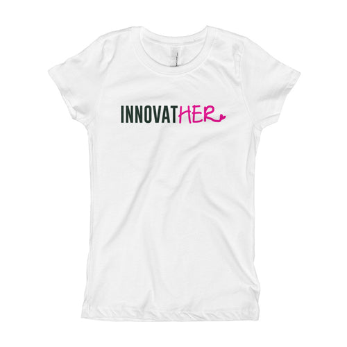 Girl's InnovatHER Tee - Peyticakes