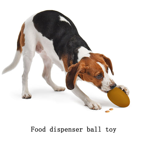 Pet toy with Squeaky Ball