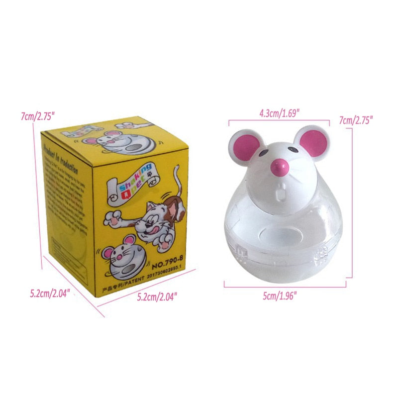 Pet Feeder Food Automatic Leakage