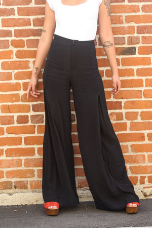 Desi Flare Wide Leg Pants | Diosa Life + Style | Women's Boutique