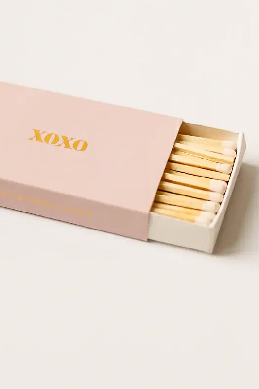 XOXO Large Statement Matches