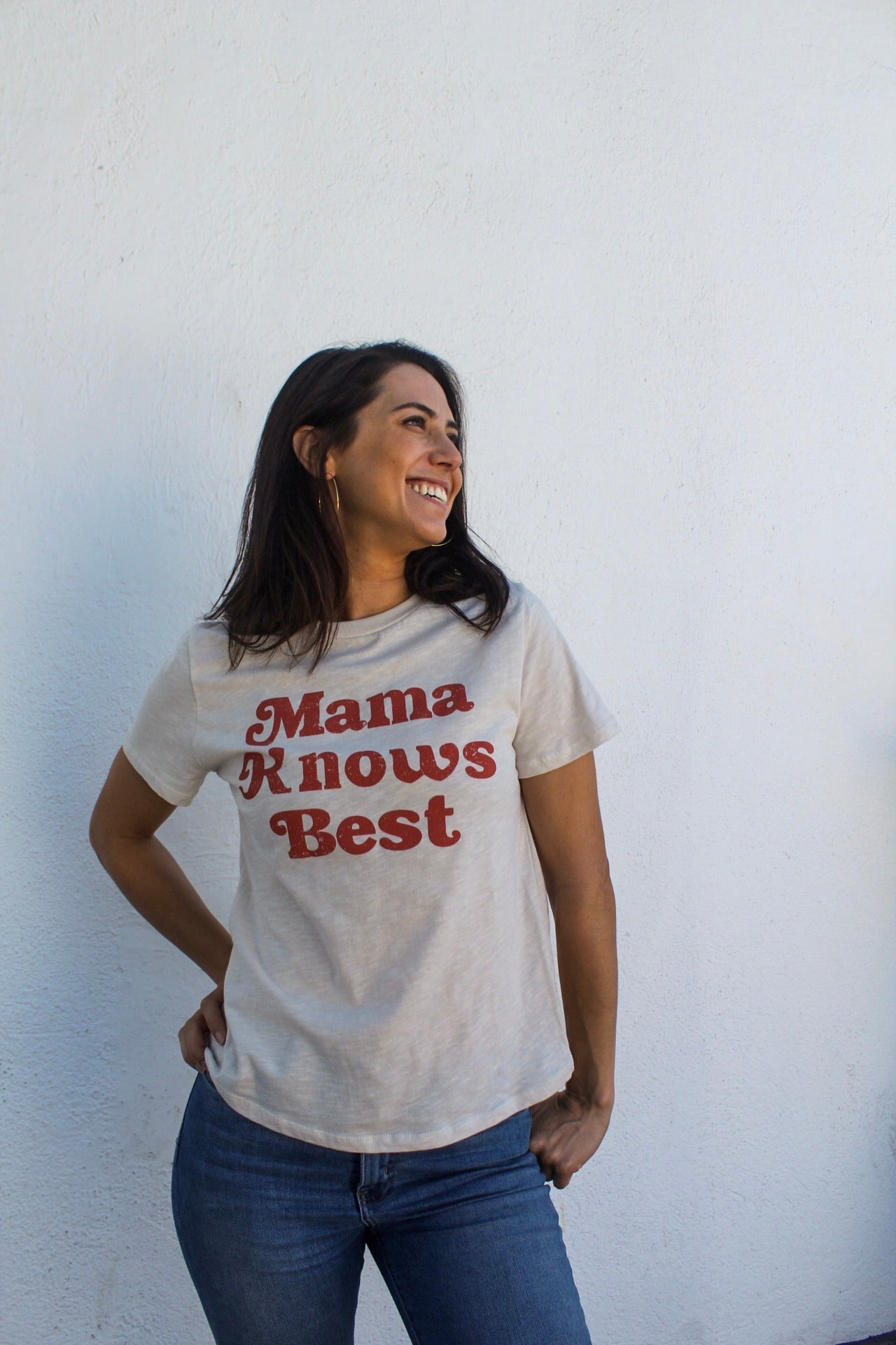 Mama Knows Best Tee | Diosa Life + Style | Women's Online Boutique