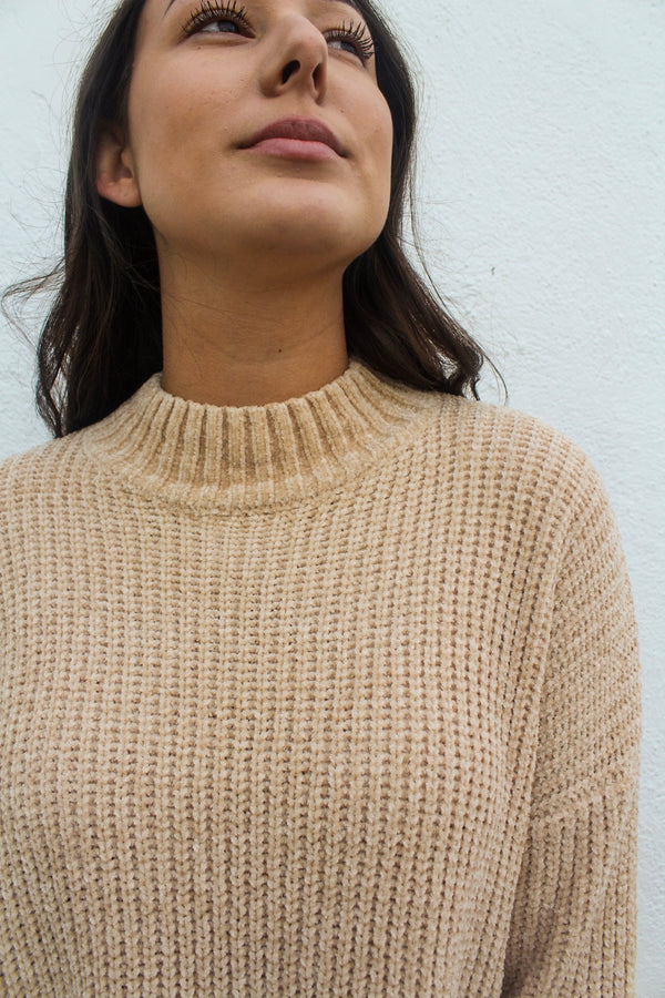 Mrs. Kidwell Knit Sweater | Diosa Life + Style Online Boutique
