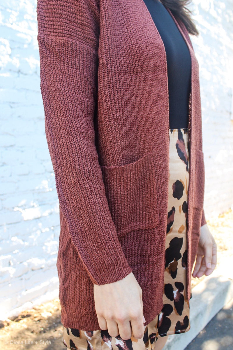Cuddle Up Cardigan | Diosa Life + Style Boutique