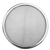 New Seamless Aluminum Pizza Screen Baking Tray Metal Net Bakeware Kitchen Tools Pizza  6-10 inch