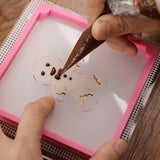 Cake Stencil Fixing Frames Decoration Printing Pennies Die Candy DIY Baking Mold 3D Printed Biscuit Cutter Cookies Tools