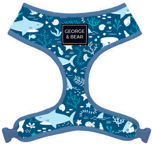 Baby Shark Dog Harness