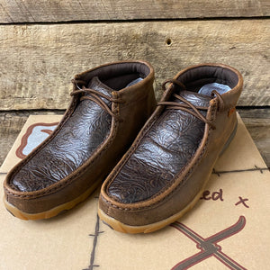 WDM0079 Twisted X Driving Moccasin