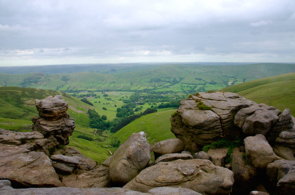 Peak District moody views