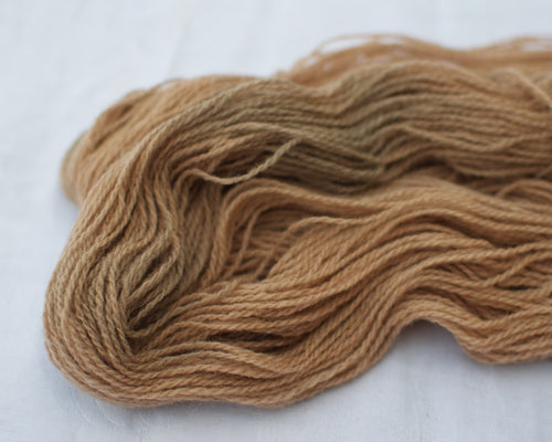 Mendip 4-Ply – Avocado & Iron (Natural dye)