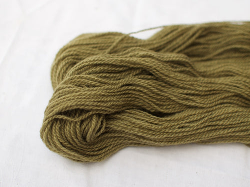 Mendip 4-Ply – Dandelion & Iron 1 (Natural dye)