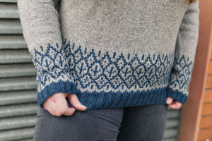 Sarcactus jumper knitting pattern