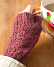 Load image into Gallery viewer, Wynsum Mitts knitting pattern