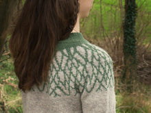 Load image into Gallery viewer, Boskular jumper knitting pattern