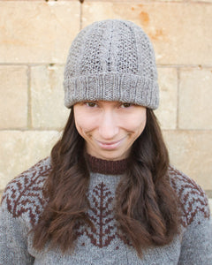 Earest Hat knitting pattern