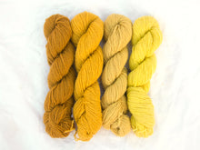 Load image into Gallery viewer, Mendip 4-Ply – Naturally Dyed Set 2