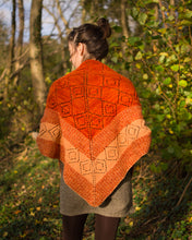 Load image into Gallery viewer, Pearroc Shawl knitting pattern