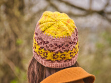Load image into Gallery viewer, Targa Hat knitting pattern