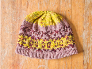 Targa Hat knitting pattern