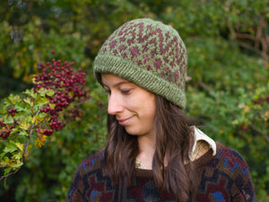 Weirdling Hat knitting pattern