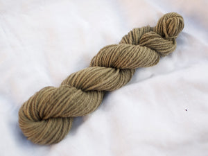 Shetland Aran – Alder and Iron (Natural dye) DISCONTINUED BASE