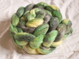 Acid Pools – Bluefaced Leicester/soy fibre tops (100g)