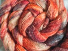 Load image into Gallery viewer, Wishing Engine – Bluefaced Leicester/soy fibre tops (100g)
