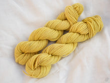 Load image into Gallery viewer, Shetland Aran – Ivy, Willow, Calendula, Lichen and Iron (Natural dye) DISCONTINUED BASE
