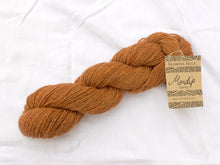 Load image into Gallery viewer, Mini-skein Mendip 4-Ply – Fox (Stormy)