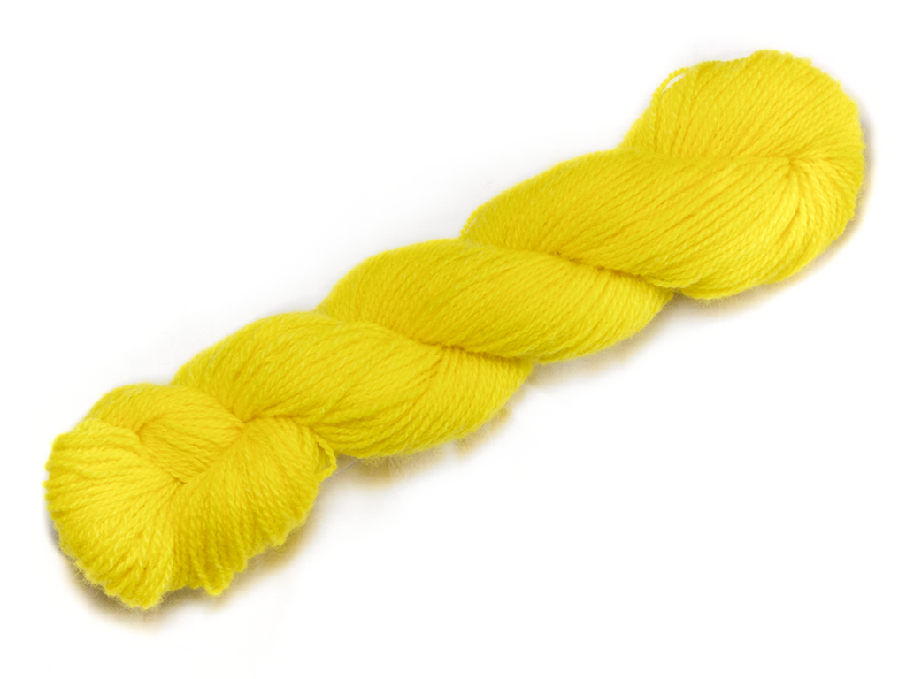 Mini-skein Mendip 4-Ply – Bloom (Sunny)
