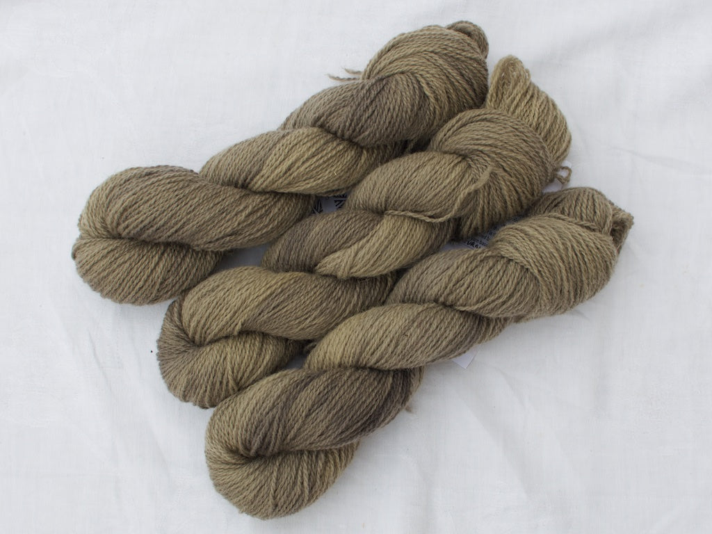 Mendip 4-Ply – Eucalyptus & Iron (Natural dye)