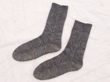 Load image into Gallery viewer, Teth Socks knitting pattern