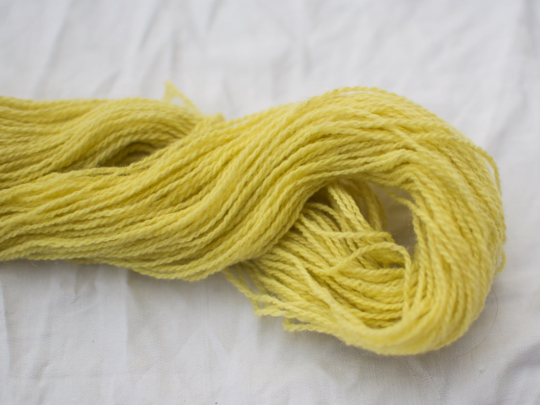 Mendip 4-Ply – Bramble & Privet (Natural dye)